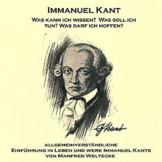 Immanuel Kant Titelbild