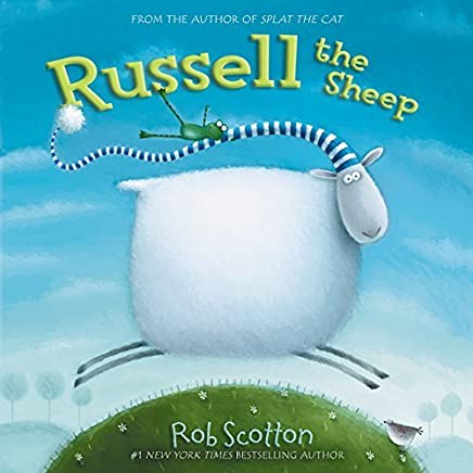Russell the Sheep by Rob Scotton(2015-09-22)
