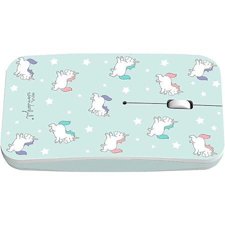 Mouse wireless Unicorns con ricevitore USB – Mouse senza fili Originale Mr Wonderful, Tribe MSC03800