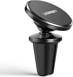 UGREEN Car Phone Holder 360 Degree Magnetic Car Phone Mount Smartphone Air Vent Cradle Compatible for Galaxy S10 S9 S8 Not...
