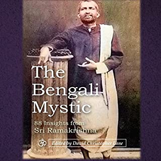 The Bengali Mystic audiobook cover art
