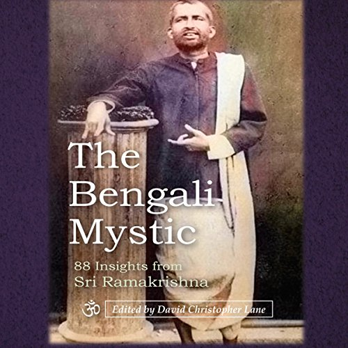 The Bengali Mystic audiobook cover art