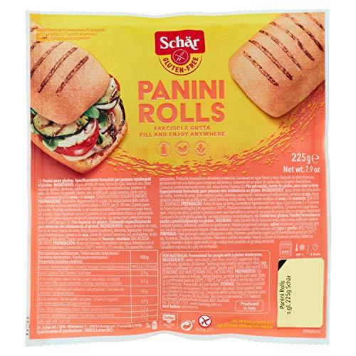 Schar | Panini Rolls | 1 x 225g