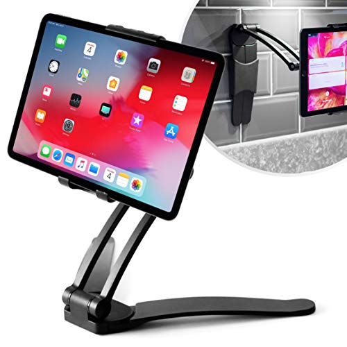 Desire2 Tablet Holder 2 In 1 Table Stand Wall Mount For Tablets 7 to 10 Inch