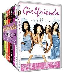 Girlfriends on DVD