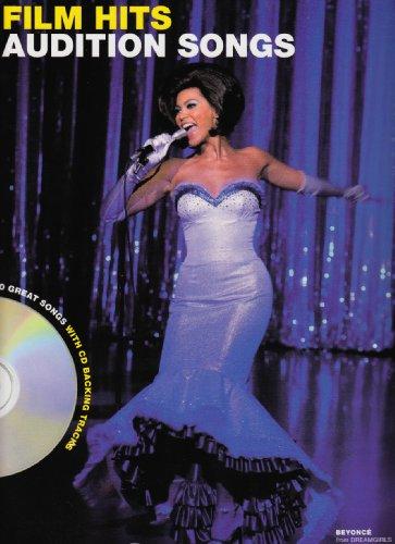 Audition Songs - Film Hits: Songbook, CD für Klavier, Gesang, Gitarre