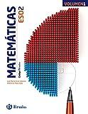Código Bruño Matemáticas 2 ESO - 3 volúmenes - 9788469613368