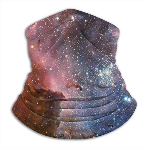 Linger In Galaxy Space Neck Gaiter Neck Warmer Décorations faciales Bandana Headwear