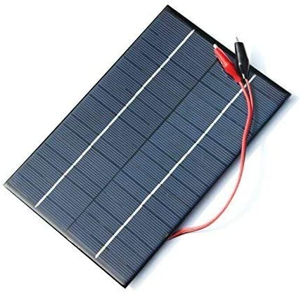 Aohi WXQ-XQ OFFicial store 4.2W 18V Solar New life Cli Polycrystalline Cell Panel+