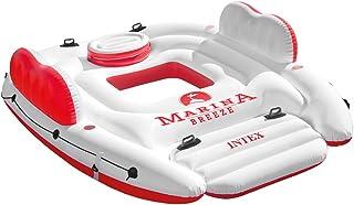 Intex 56296EU - Colchoneta Hinchable Isla Marina Breeze