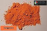 cp29?Tangerine?ML fácil Chalk Paint Shabby Chic de látex Mixable polvo Pintura Pigmento