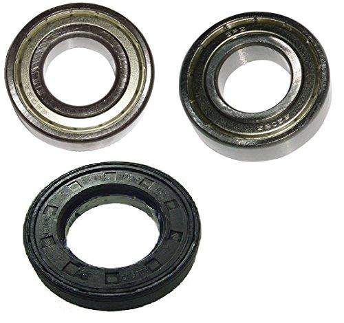 Trommellager Kugellager Lagersatz Reparatursatz passend für Gorenje Waschmaschinen Wellendichtung 122448 40x72x79 Lager 6205ZZ 6207ZZ
