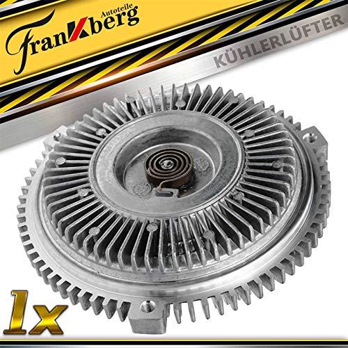 Ventilador de radiador de acoplamiento viscoso para serie 3 E34 E36 Z3 E38 E39 E46 E53 X5 Ø: 160 1989-2007 11527505302