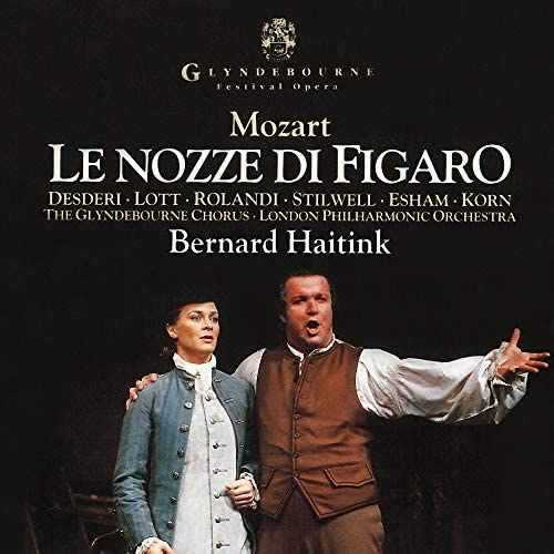 Felicity Lott, Claudio Desderi, London Philharmonic Orchestra & Bernard Haitink