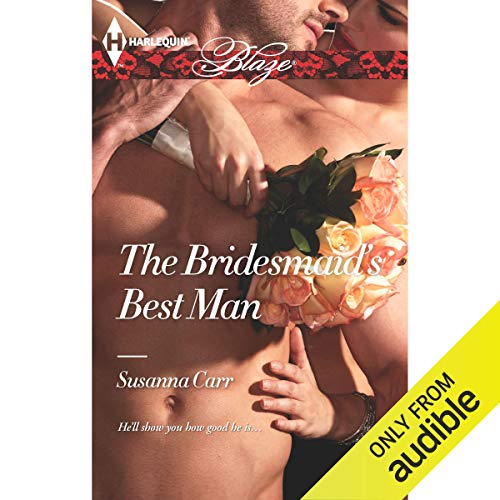 The Bridesmaid's Best Man audiobook cover art