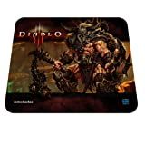 SteelSeries QcK Diablo III Barbarian Edition Gaming Mauspad