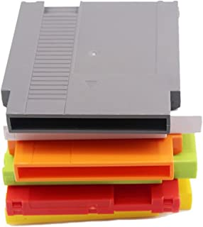 Childhood Gray Carts Case Cartridge Shell housing Replacement For NES Entertainment System