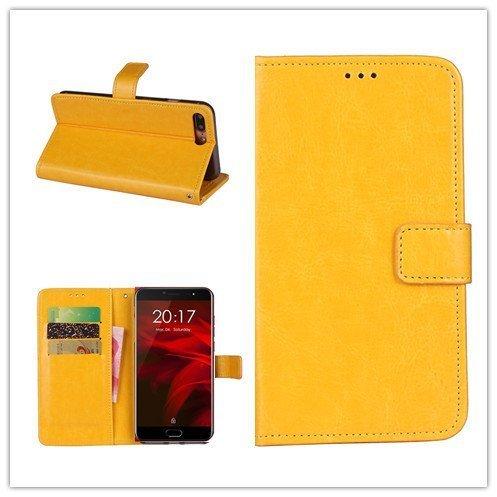 Custodia® Flip Brieftasche Hülle mit Standfunktion für ZTE Blade V9 Vita(Muster 5)