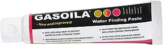 Gasoila Regular Water Finding Paste, 2.5 oz Tube
