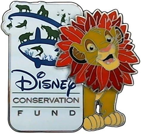 Disney Pin - Cheap SALE 25% OFF Start Simba Fund Conservation