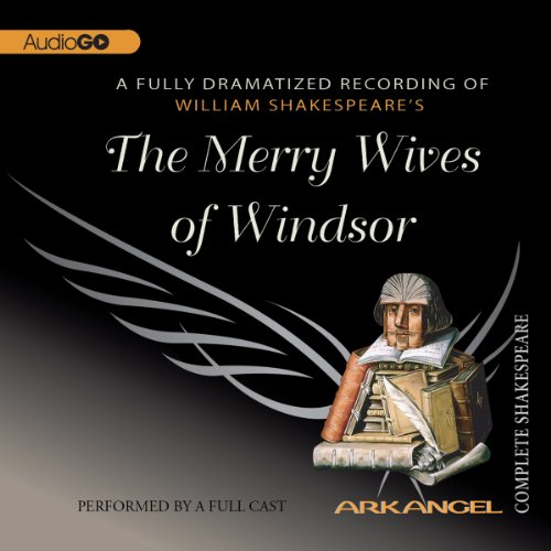 Page de couverture de The Merry Wives of Windsor