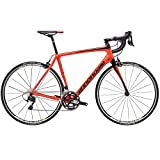 Cannondale Synapse Carbone 105 2017 pour vélo de route – Rouge – 54 cm (Ex-display)