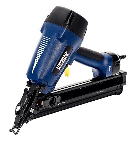 Rapid Cloueur Pneumatique, Pour travaux professionnels, Airtac, PB161, PRO, 5000104 Clou 32 (32 - 64 mm) Bleu