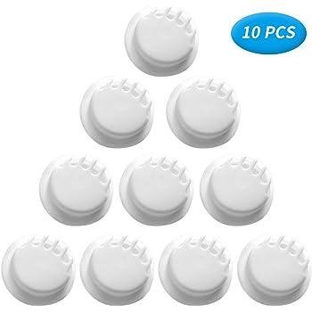 10 filtros de protección facial, accesorios para válvulas de ...