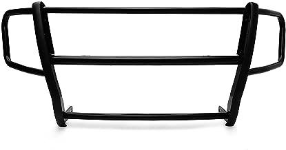 TAC Grill Guard Custom Fit 2014-2018 Dodge Ram Pro-Master Van (Full Size) Black Front Runner Guard Brush Nudge Bar Push Bull Bar Bumper Guard Off Road Exterior Accessories