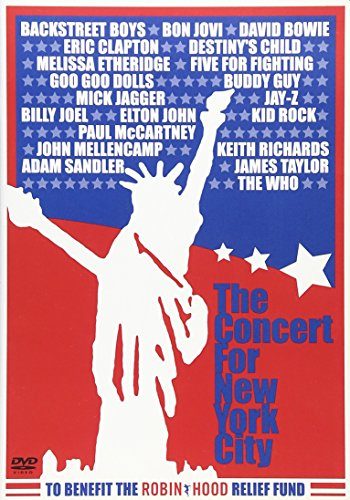 Concert For New York City / Various