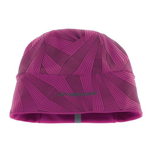 Brooks Greenlight Beanie, Mütze Running Damen, violett