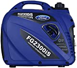 2,3000 Peak Watts/ 2,000 Rated Watts Capable of up to 6 Hours of Operation at Half Load on 1.18 Gallons of Fuel Compact Suitcase Design, Weighing Less than 47 lbs for Easy Handling Quiet Operation (59 dB) make it Virtually Silent from just 10 feet aw...