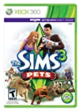 The Sims 3 Pets Limited Edition XBOX 360 KINECT