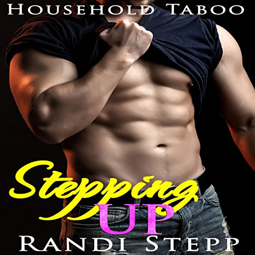 Stepping Up audiobook cover art