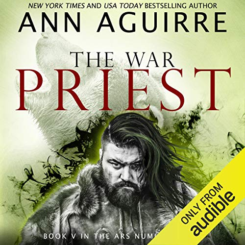 The War Priest cover art