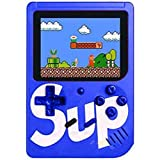 JB Super Sup Game 400 in 1 Super Handheld Game Console, Classic Retro Video Game, Colourful LCD...