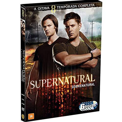 Supernatural - 8ª Temporada Completa
