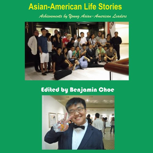 Asian-American Life Stories audiobook cover art