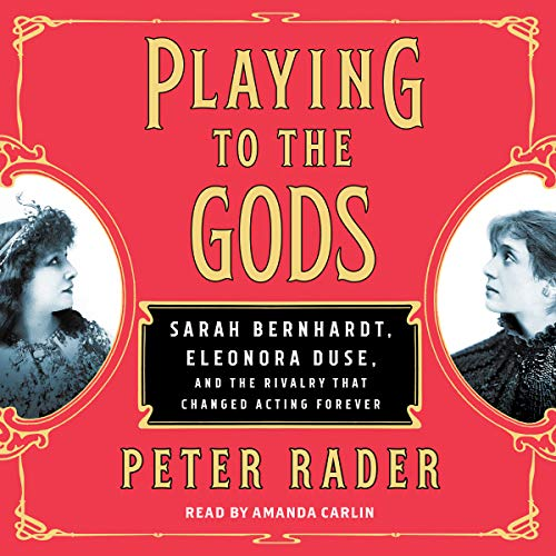 Playing to the Gods                   By:                                                                                                                                 Peter Rader                               Narrated by:                                                                                                                                 Amanda Carlin                      Length: 9 hrs and 57 mins     2 ratings     Overall 2.0