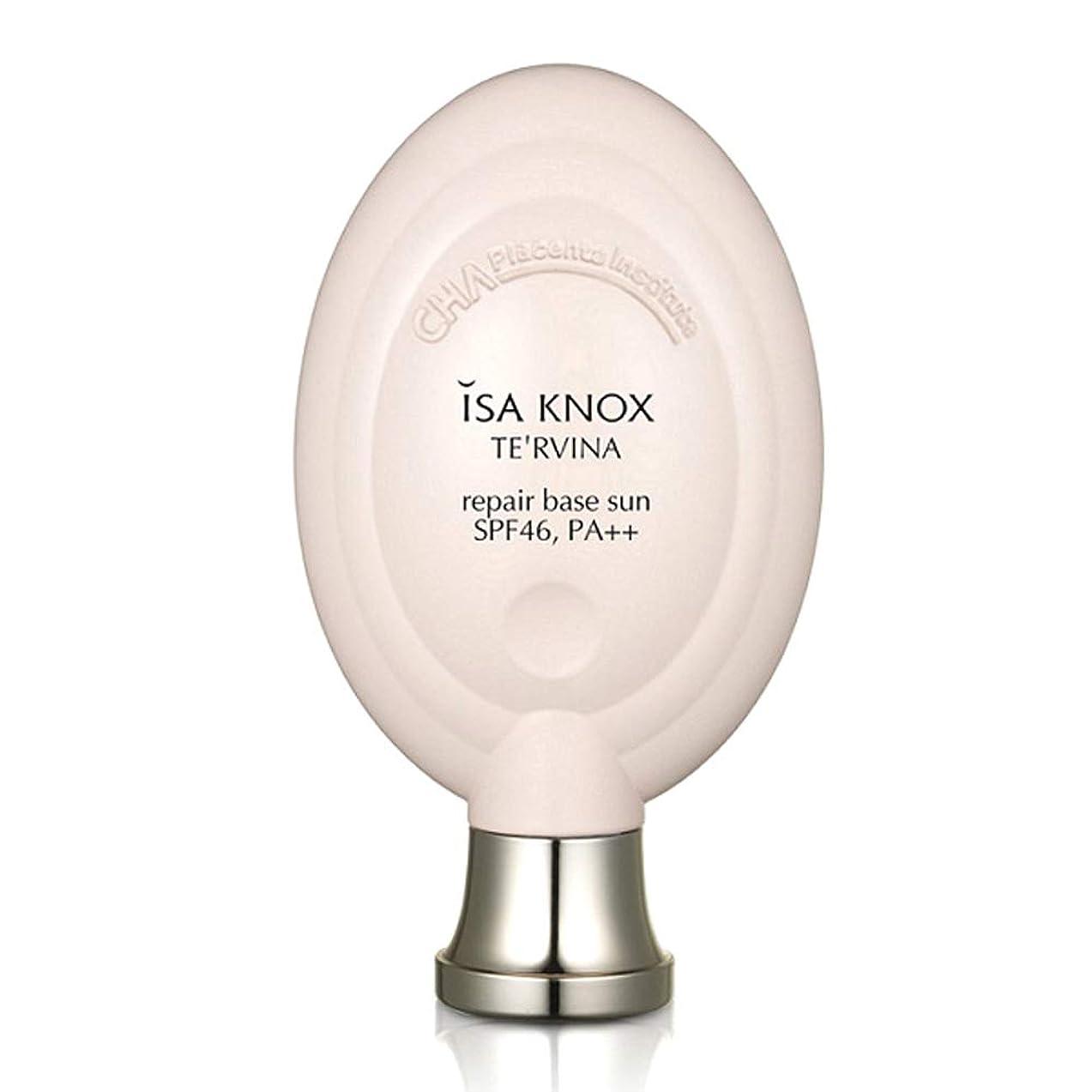 解放する人柄フレッシュイザノックス(ISA KNOX) テルビナ リペアベースサン(日焼け止めクリーム)