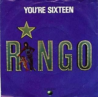 Ringo Starr - You're Sixteen - Apple Records - 1C 006-05 530, EMI Electrola - 1C 006-05 530