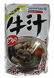 琉球料理シリーズ 牛汁 400g×4袋 オキハム