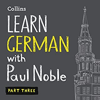Learn German with Paul Noble, Part 3 cover art