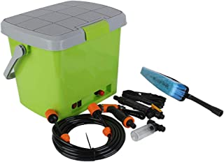 Car Washer High Pressure Portable - Green