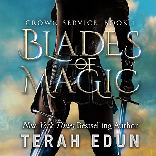 Blades of Magic: Crown Service, Book 1 cover art