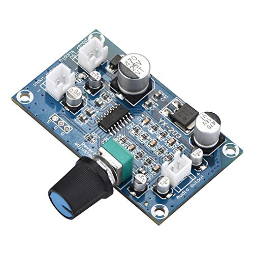 Gerioie Langlebige 1-teilige stabile Leistung PT2399-Mikrofonverstärkerplatine, Mikrofon-Nachhallplatine für Mikrofon