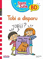 Sami et Julie BD/Tobi a disparu (Lecture CP Pilotis)