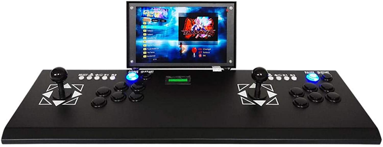 Falliback Arcade Spielekonsole 3D Pandora S Arcade Videospielkonsolen Box 1920x1080 Full HD 2-Player Retro-klassische Spielekonsole mit 2297 Spielen