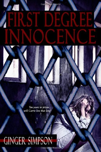 Book: First Degree Innocence by Ginger Simpson