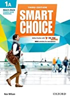 Smart Choice: Level 1: Multi-Pack A with Online Practice and On The Move: Smart Learning - on the page and on the move